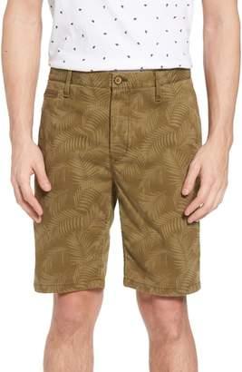 Scotch & Soda Stretch Twill Chino Shorts