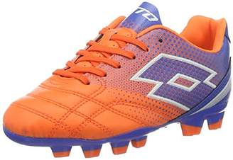 Lotto Sport Unisex Kids' Spider 700 XIII Fgt JR Footbal Shoes