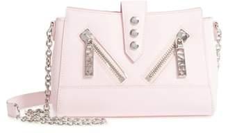 Kenzo Mini Kalifornia Leather Shoulder Bag