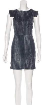 Kelly Wearstler Sleeveless Mini Dress
