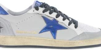 Golden Goose Brand Ball Star Sneakers