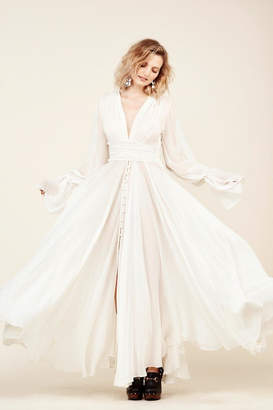 Stone_Cold_Fox Stone Cold Fox Geneva Gown-Ivory