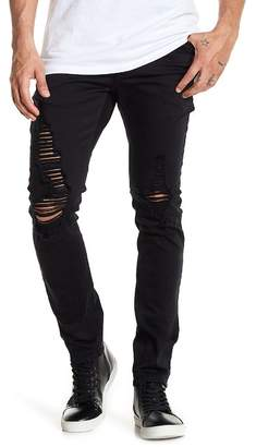Zanerobe Joe Blow Distressed Jeans