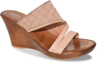 Italian Shoemakers Tiia Wedge Sandal - Women's