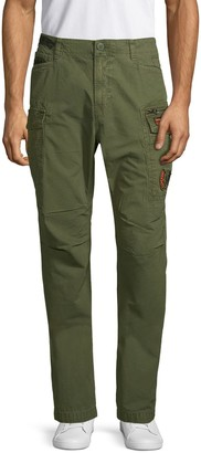 Superdry Patchwork Cargo Pants