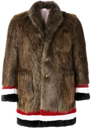 Mens Fur Coats Shopstyle Uk