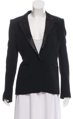 Tom Ford Peak-Lapel Tailored Blazer