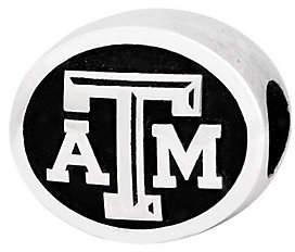 QVC Sterling Silver Texas A & M University Bead