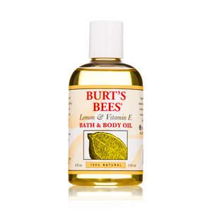 Burt's Bees Lemon and Vitamin E Bath and Body Oil
