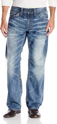 Silver Jeans Men's Zac Vintage Wash