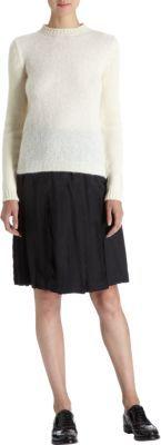 Marni Alpaca Front Sweater