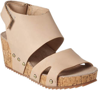 Antelope 532 Leather Wedge Sandal