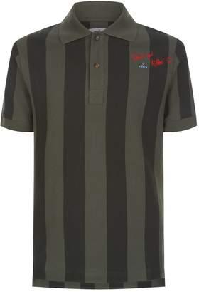 Vivienne Westwood Don't Get Killed Polo Shirt