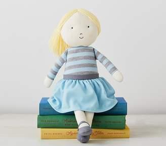 Pottery Barn Kids Soft Baby Doll - Bella