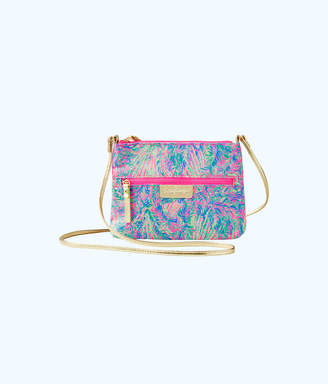 Lilly Pulitzer Zip It ID Crossbody Bag