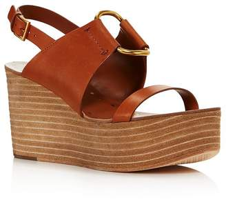 Tory Burch Women's Ravello Platform Sandals