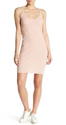 Club Monaco Scoop Neck Slip Dress