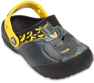 Crocs (クロックス) - CROCS BATMAN プリントラバークロックス