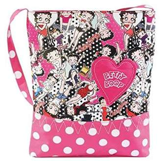 Betty Boop Shoulder Bag 'Poppy' (Official Merchandise)