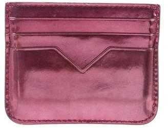 Proenza Schouler Metallic Card Case