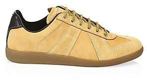 Maison Margiela Men's Union Replica Low Top Sneakers