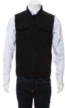 Alexander Wang Wool-Blend Rib Knit Vest