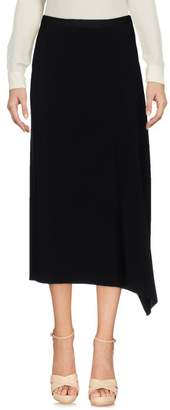 Helmut Lang 3/4 length skirt
