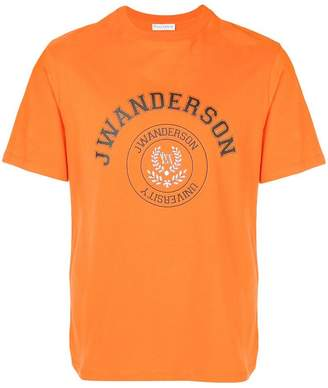 J.W.Anderson logo print T-shirt