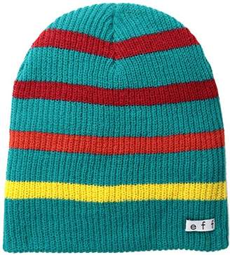 51f41bffdbe Neff Unisex-Adult Mens Daily Stripe Beanie Stripes Skull Cap - Multi