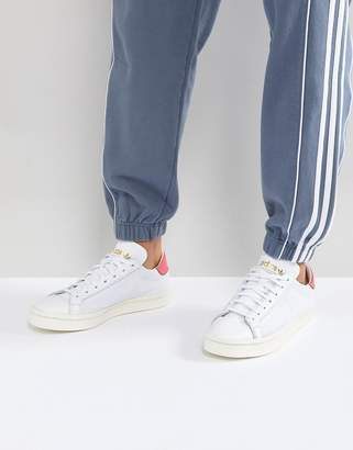 adidas Court Vantage Sneakers In White CQ2570