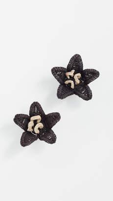 Mercedes Salazar Dioscorea Earrings