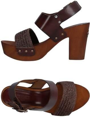 Lumberjack Sandals