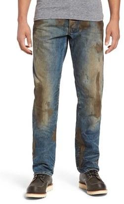 Men's Prps Barracuda Straight Leg Jeans $425 thestylecure.com