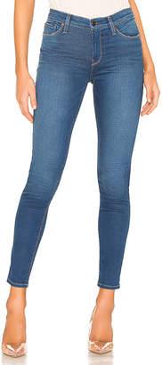 Hudson Jeans Nico Midrise Super Skinny Ankle