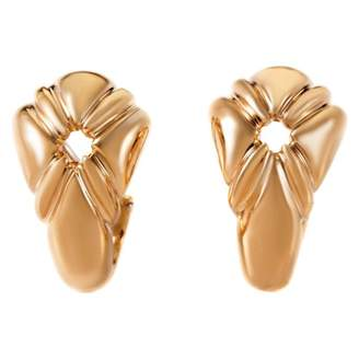Chaumet Yellow gold earrings