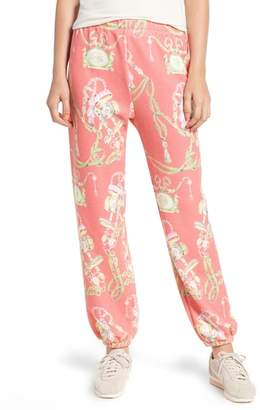 Wildfox Couture Bits Bridle Easy Sweatpants