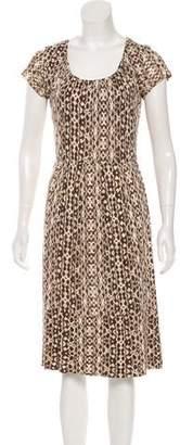 Max Mara Weekend Jersey Midi Dress