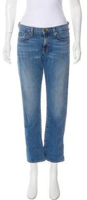 J Brand Montana Mid-Rise Jeans