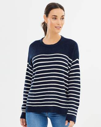 Polo Ralph Lauren Striped Crew-Neck Sweater