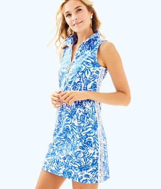 Lilly Pulitzer Womens Skipper Sleeveless Dress