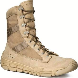 """Rocky FQ0001070 Men'sS 8"""" DUTY MEDIUM 4.5 Commercial Military Boots"""