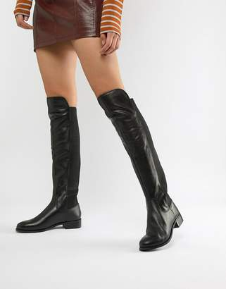 867de33359e Knee High Boots Black Carvela - ShopStyle UK