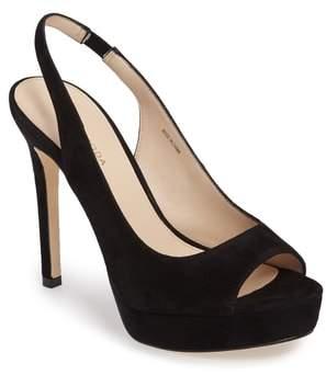 Pelle Moda Oana Slingback Platform Sandal