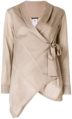 Alberta Ferretti robe cardigan