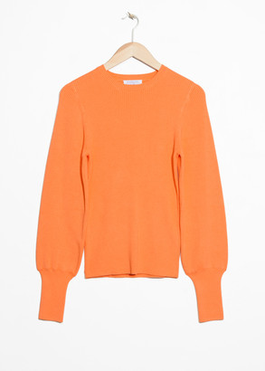 And other stories Crewneck Sweater