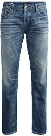 Jack And Jones Jack & Jones Whiskered Slim-Fit Jeans
