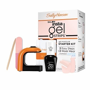 Sally Hansen Insta-Gel Strips Starter Kit, Shell We Dance