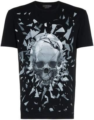 Alexander McQueen skull print graphic T-shirt