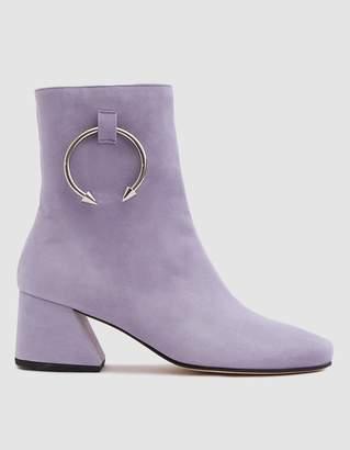 Nizip II Ankle Boot in Violet