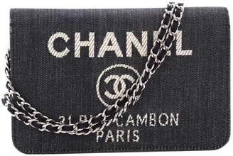 Chanel Deauville handbag